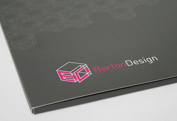 Berstan Home - Identity and Print