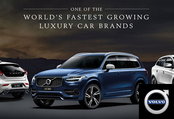 Brighton Volvo Website