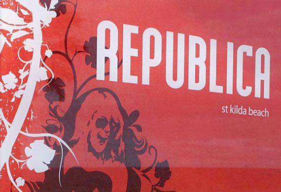 Republica Bar Branding