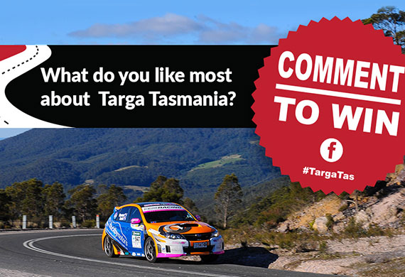 Targa Australia Website