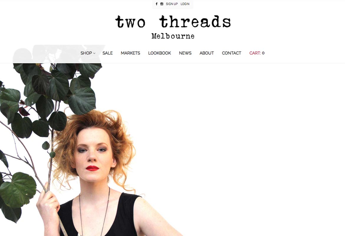 Two Threads - Digital Strategy